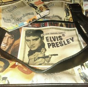 Brand New Elvis purse